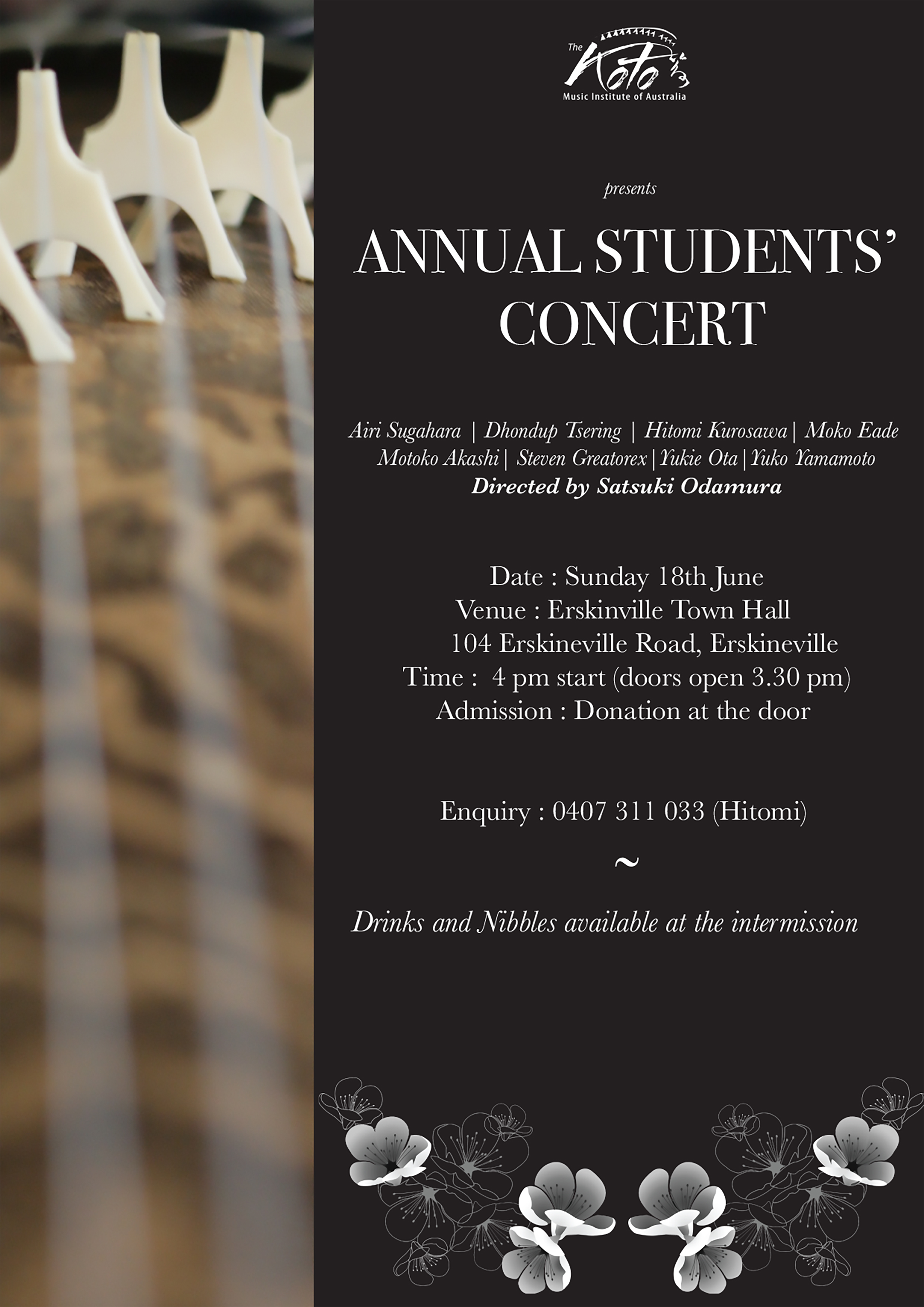 Koto Winter Concert FINAL